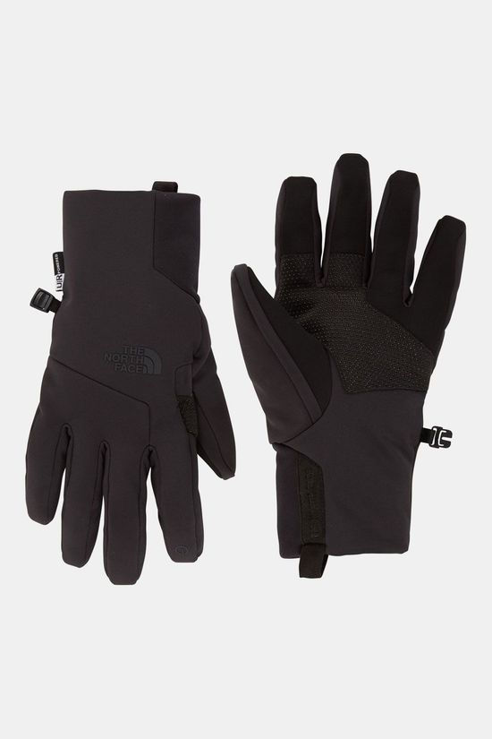 The North Face Apex + Etip Handschoen Zwart