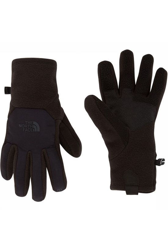 The North Face Denali Etip Handschoen Zwart
