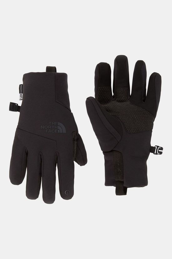 The North Face Apex + Etip Handschoen Junior Zwart