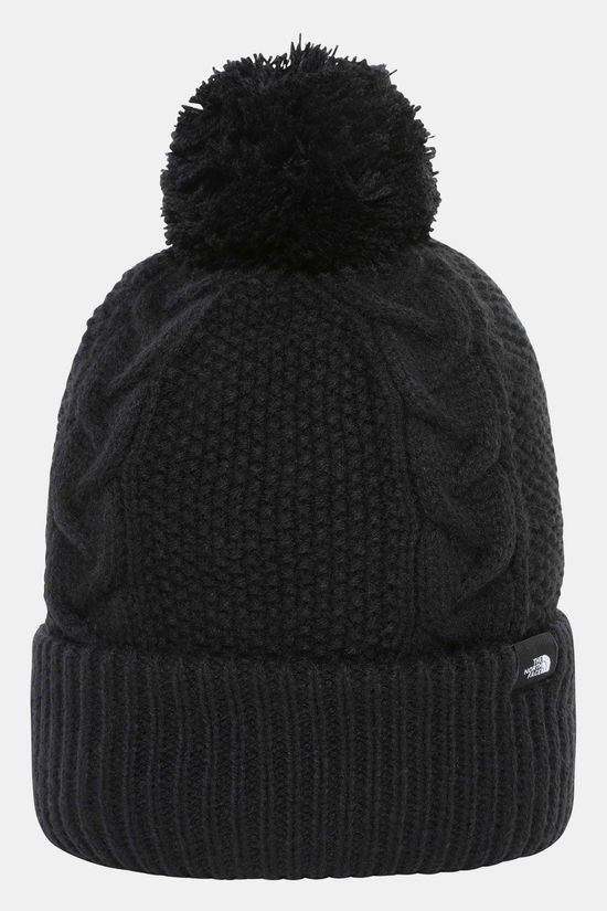 The North Face Cable Minna Beanie Dames Zwart