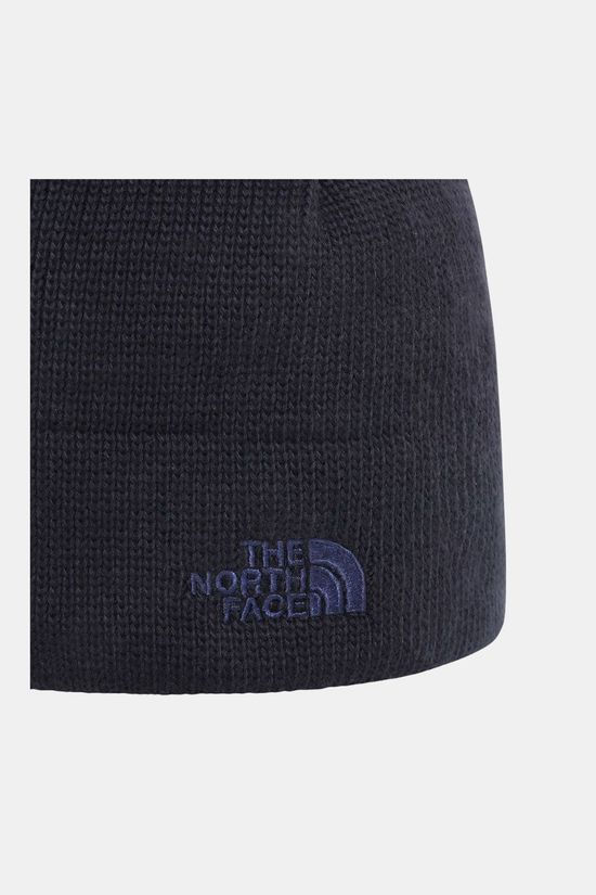 The North Face Bones Recycled Beanie Marineblauw