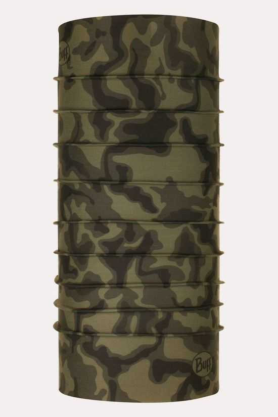 Buff Original Crook Military Donkergroen