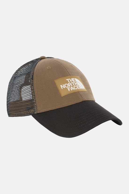 The North Face Mudder Trucker Pet Kameelbruin/Zwart