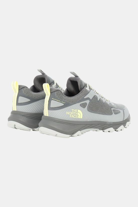The North Face Ultra Fastpack Futurelight IV Schoen Dames Middengrijs/Lime