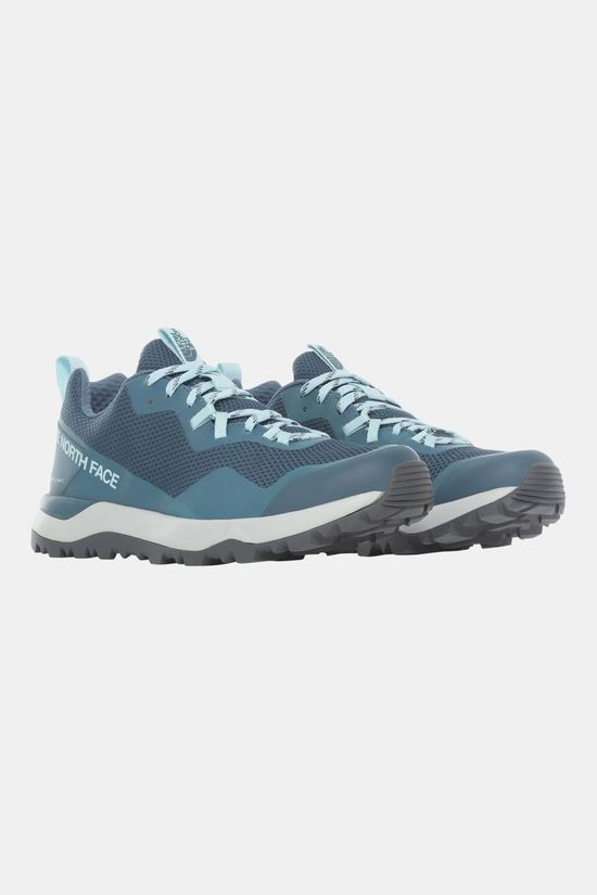 The North Face Activist Futurelight Wandelschoenen Dames Middenblauw/Lichtblauw