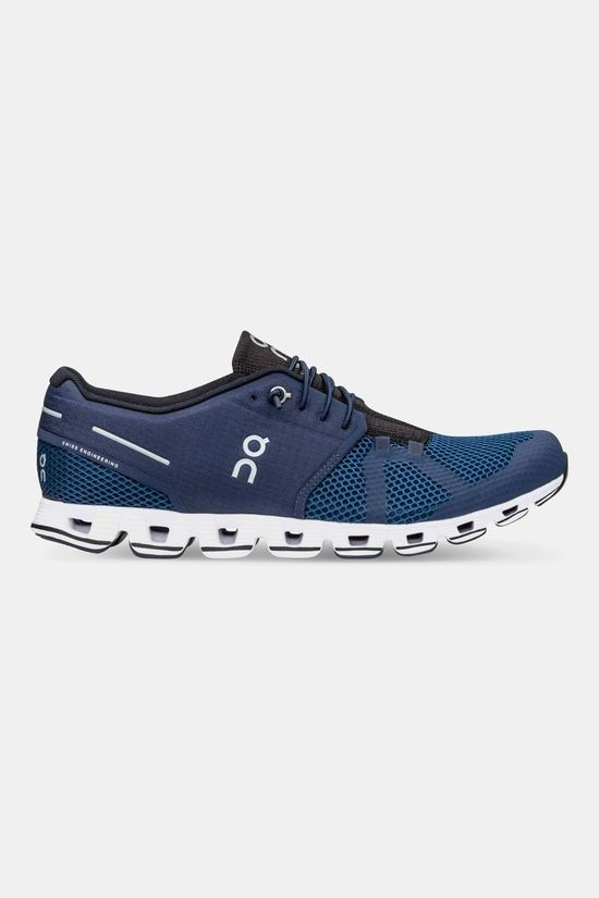 On Running Cloud Schoen Donkerblauw/Turkoois