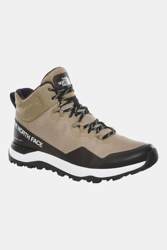 The North Face Activist Mid Futurelight Schoen Middenbruin