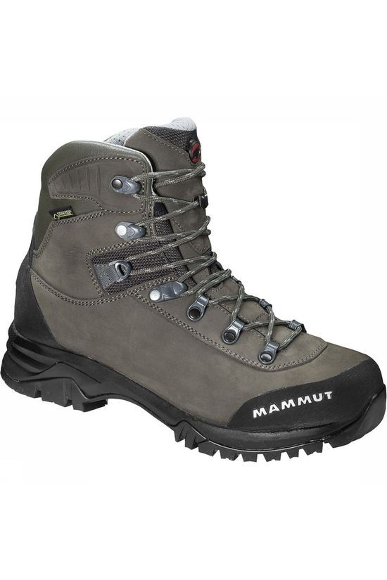 Mammut Trovat Advanced High GTX Schoen Dames Middengrijs