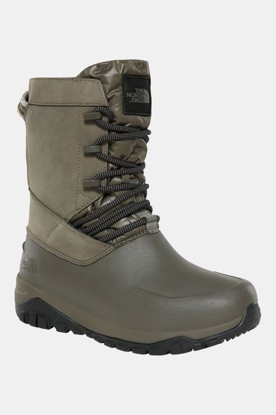 The North Face Yukiona Mid Boot Dames Taupe/Zwart