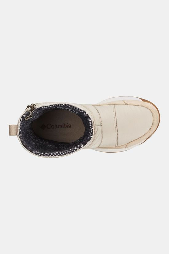Columbia Meadows Slip-On Omni-Heat Laars Dames Ecru/Koper