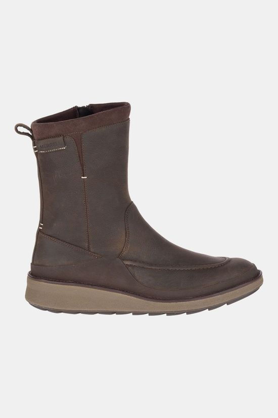 Merrell Tremblant Ezra Pull On Boot WTPF Winterschoen Dames Mokka