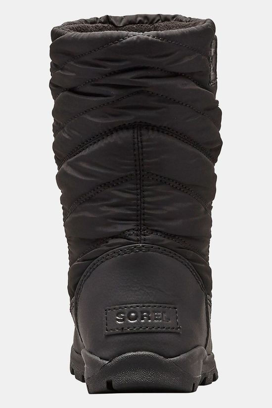 Sorel Whitney Mid Winterschoen Junior Zwart