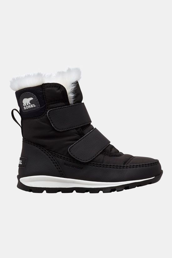 Sorel Whitney Strap Winterschoen Junior Zwart