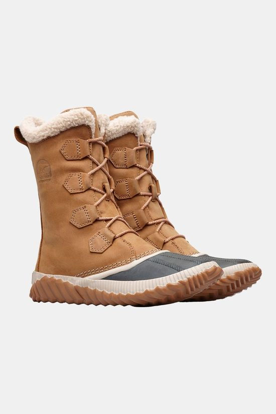 Sorel Out N About Plus Tall Winterschoen Dames Middenbruin