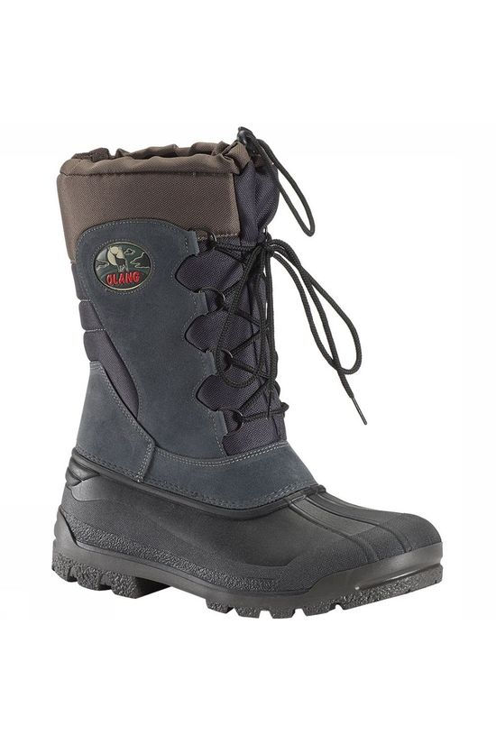 Olang Canadian Snowboot Donkergrijs