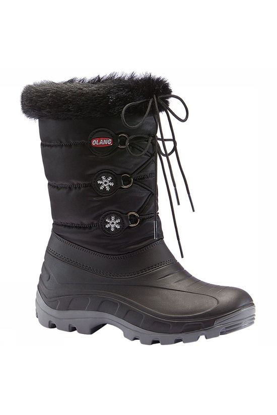 Olang Patty Snowboot Junior Zwart