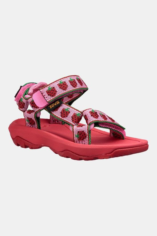 Teva Hurricane XLT Toddlers Sandaal Junior Donkerroze/Middenroze