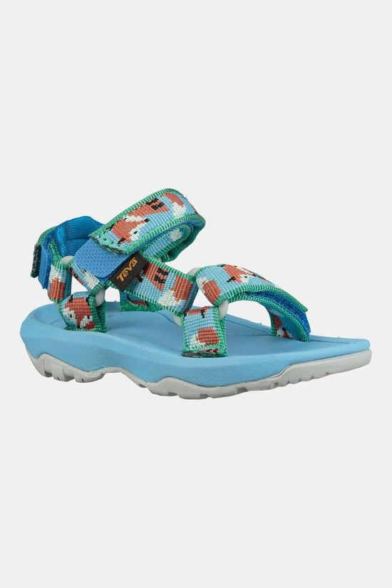 Teva Hurricane XLT Toddlers Sandaal Junior Blauw/Assortiment Geometrisch