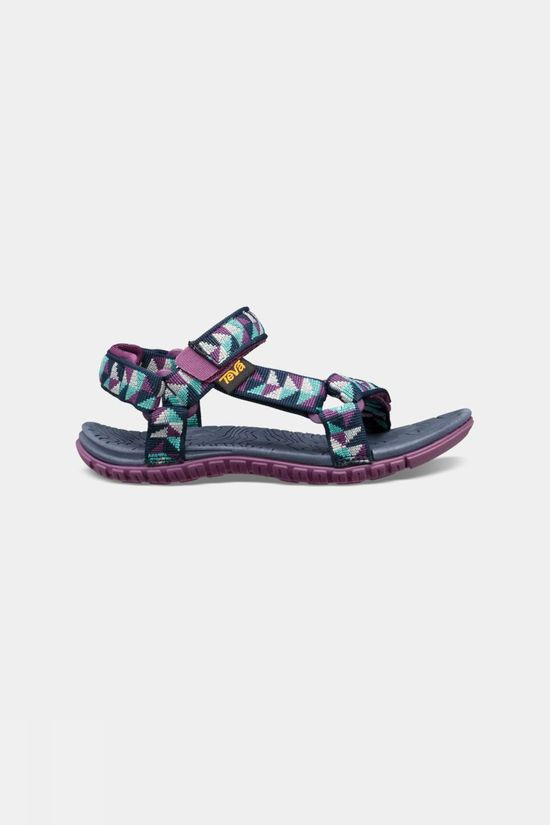 Teva Hurricane 3 Children Sandaal Junior Paars/Assortiment