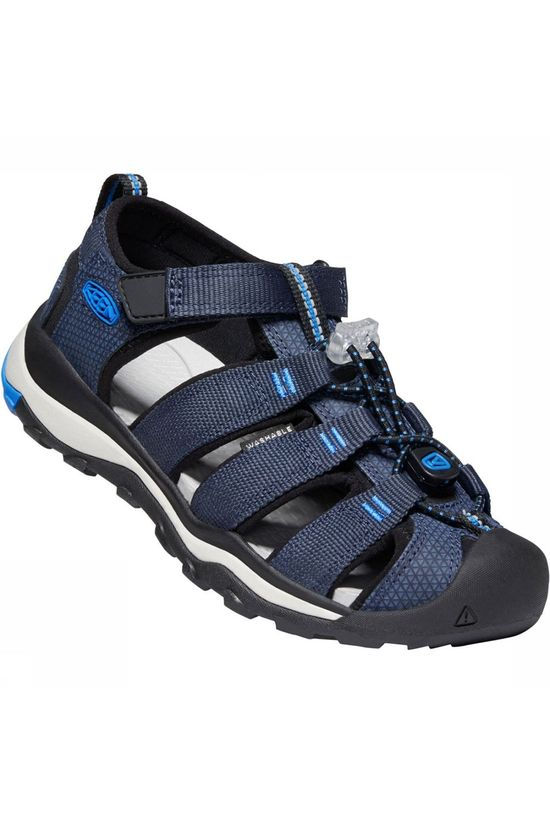 Keen Newport Neo H2 Youth Sandaal Junior Blauw