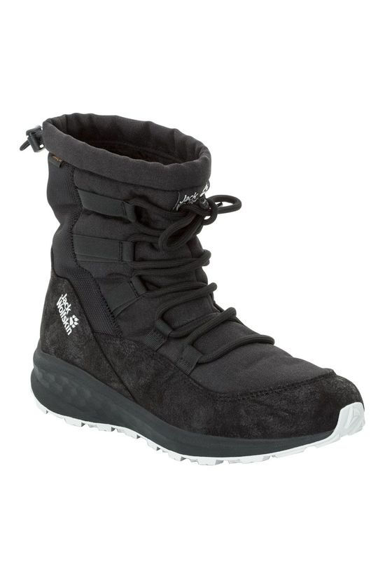 Jack Wolfskin Nevada Texapore Mid Winter Dames Zwart