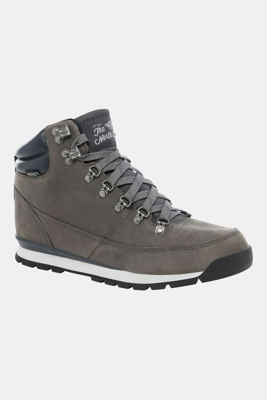 The North Face Back to Berkeley Redux Schoen Middengrijs