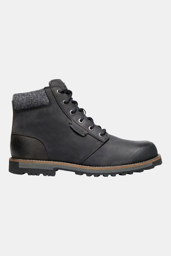 Keen The Slater II Casual Winterschoen Heren Donkergrijs