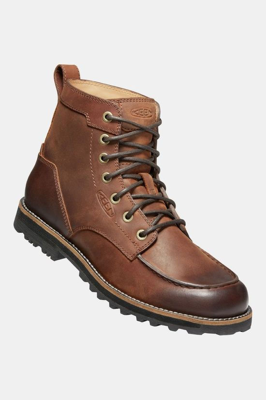 Keen The 59 Moc Boot Casual Heren Schoen Middenbruin