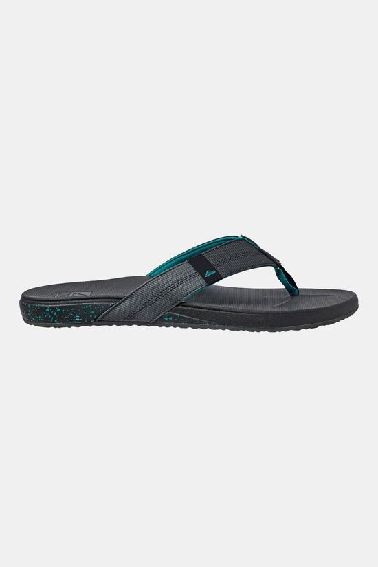 Reef Cushion Bounce Phantom Slipper Zwart/Blauw