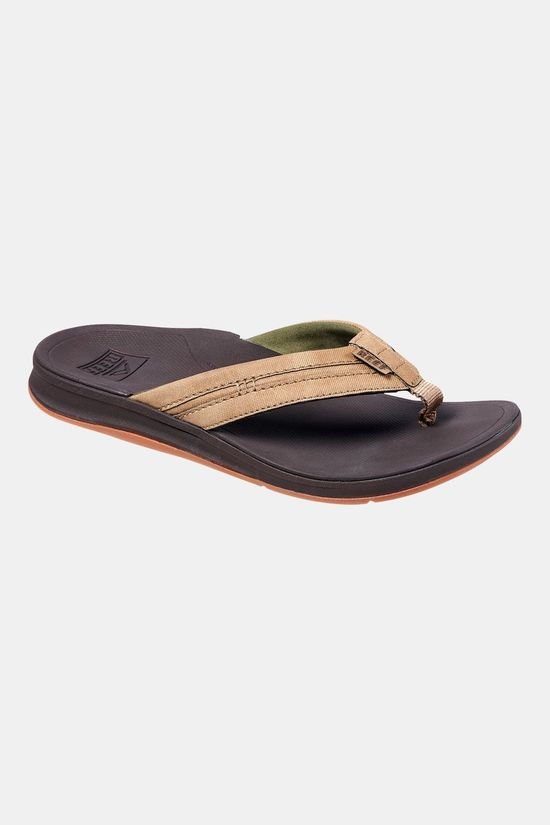 Reef Ortho-Bounce Coast Slipper Bruin