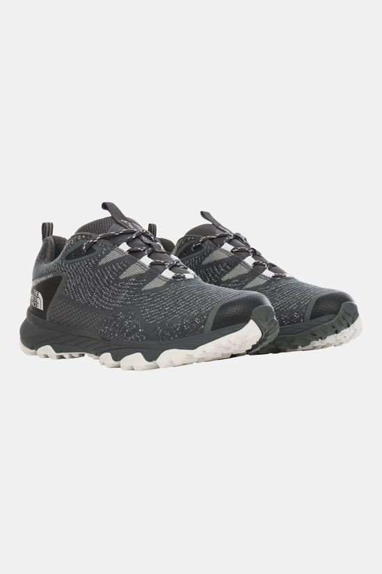 The North Face Ultra Fastpack III Futurelight Heren Donkergrijs/Wit