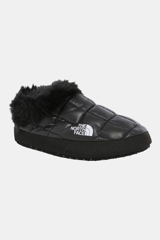 The North Face Thermoball Tentmule Fur 5 Pantoffel Zwart/Wit