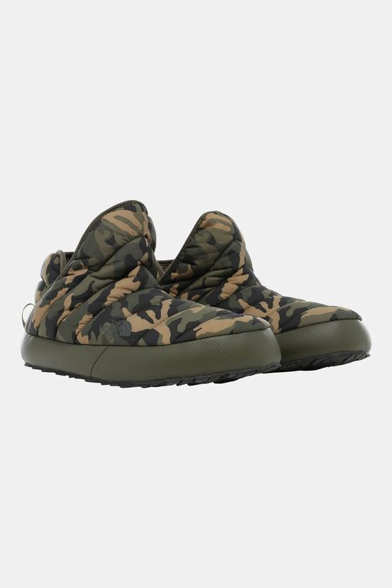 The North Face Thermoball Traction Bootie Pantoffel Middenkaki/Ass. Camouflage