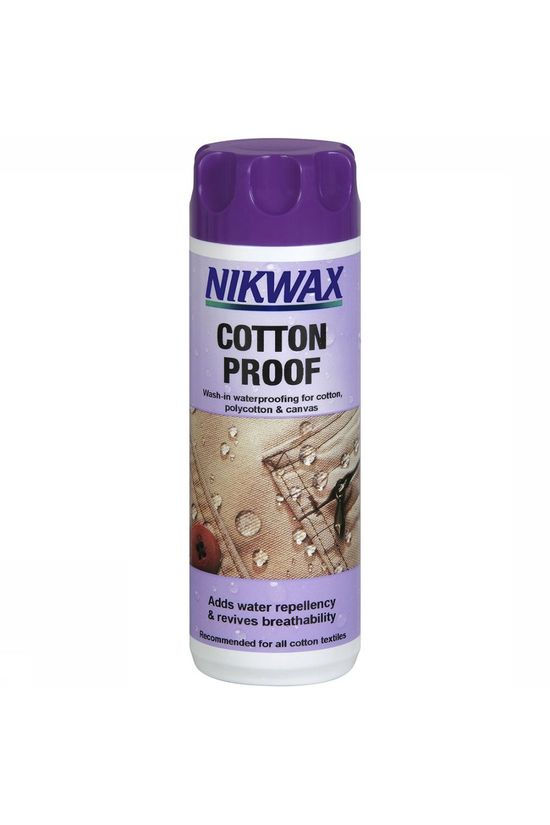 Nikwax Cotton Proof 300ml Wit