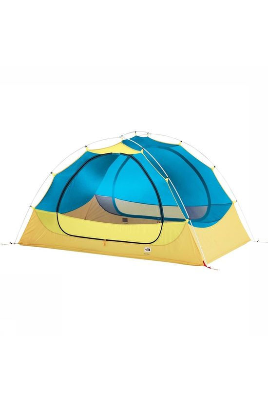 The North Face Talus Eco 3 Tent Uitzonderingen