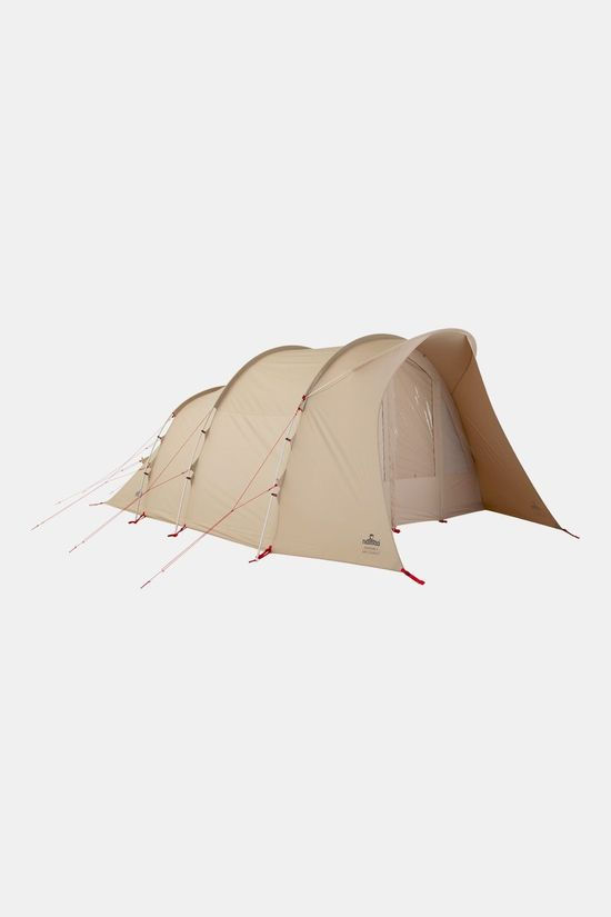 Nomad Dogon 4 Compact Air Familietent Beige