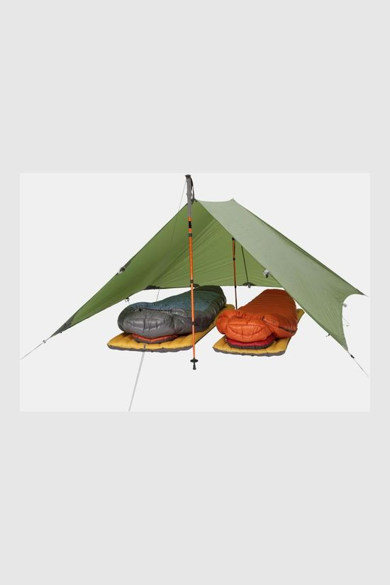 Exped Scout Tarp Extreme 2-3p Groen
