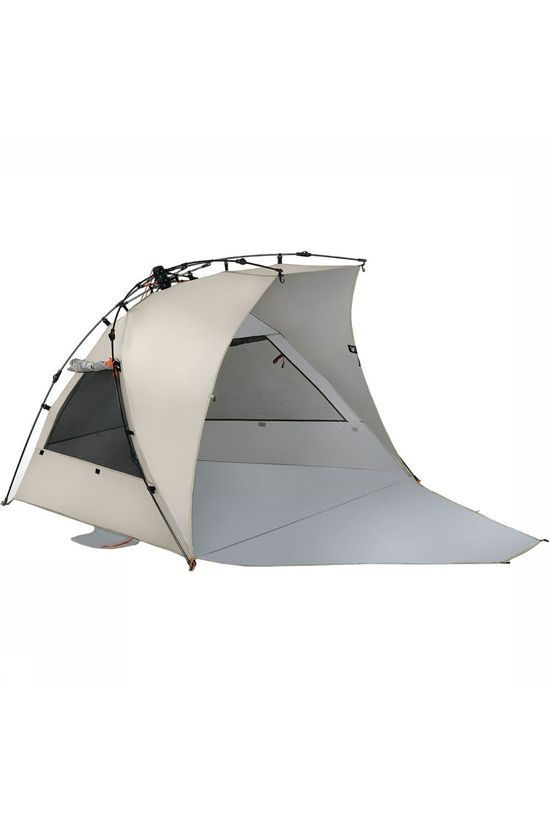 Terra Nation Reka Kohu Plus Beachshelter Beige