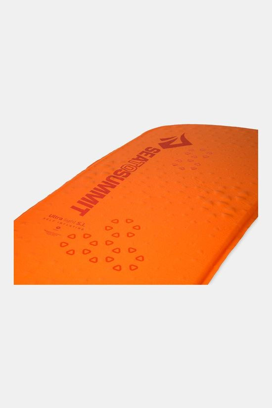 Sea To Summit UltraLight Self Inflating L Slaapmat Oranje