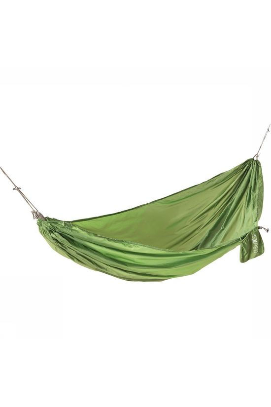 Exped Travel Hammock Hangmat Middengroen