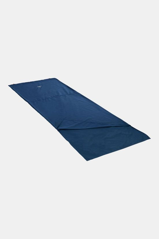 Nomad Travel Sheet L Lakenzak Blauw (Jeans)