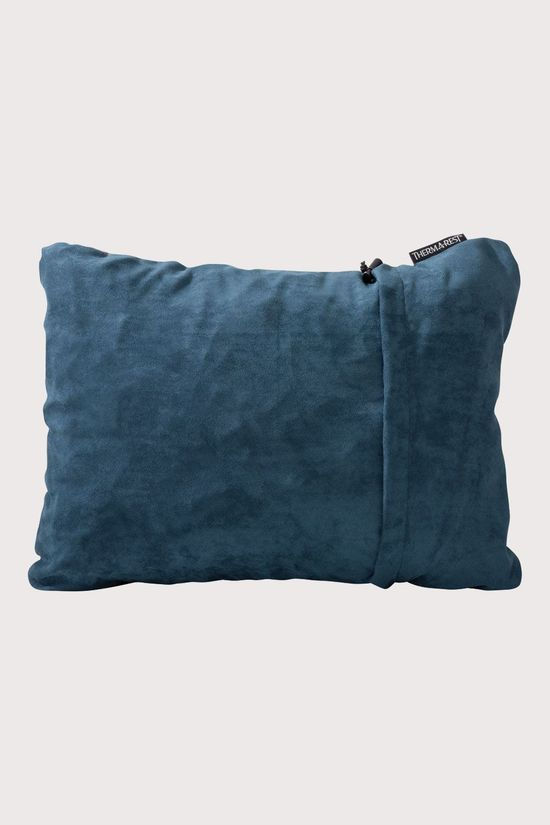 Therm-a-Rest Compressible Pillow Large Kussen Donkerblauw