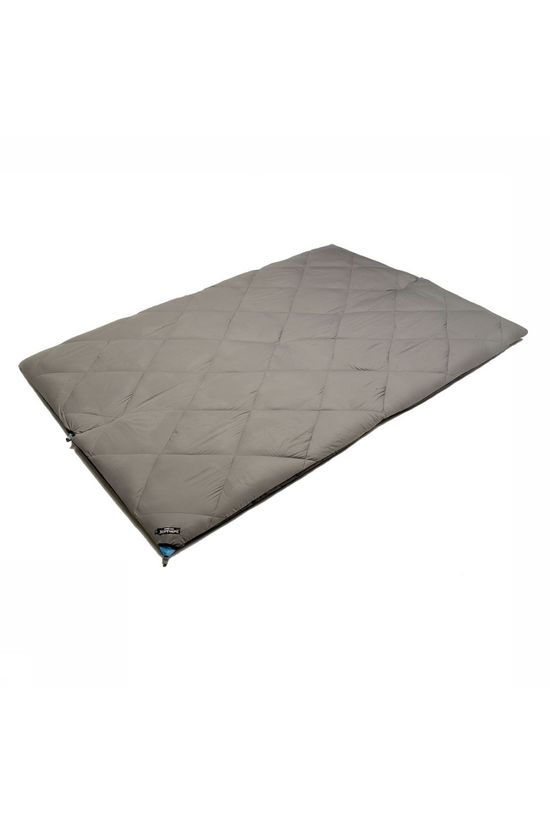 Therm-a-Rest Down 30/XL Hoes Middengrijs