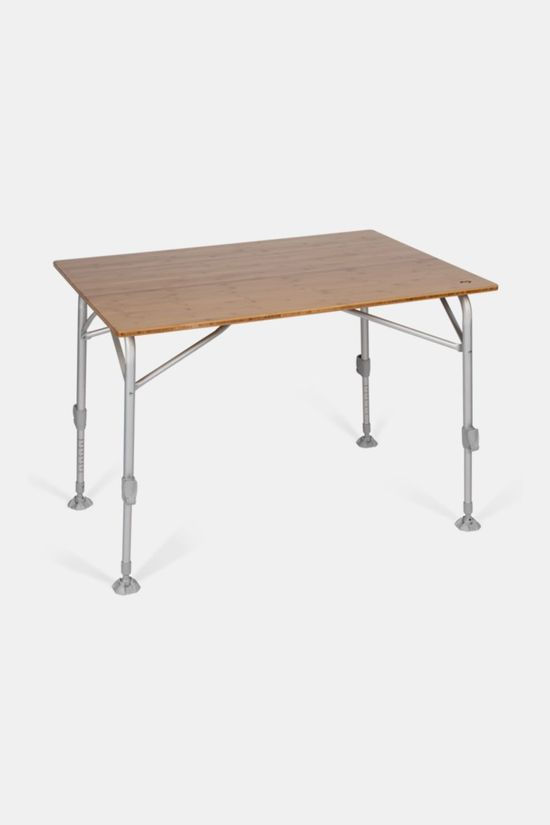 Kampa Bamboo Large Table Bruin
