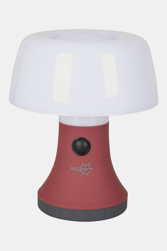 Bo-Camp Tafellamp Met Kap Sirius High Power Led 70 Lumen Rood