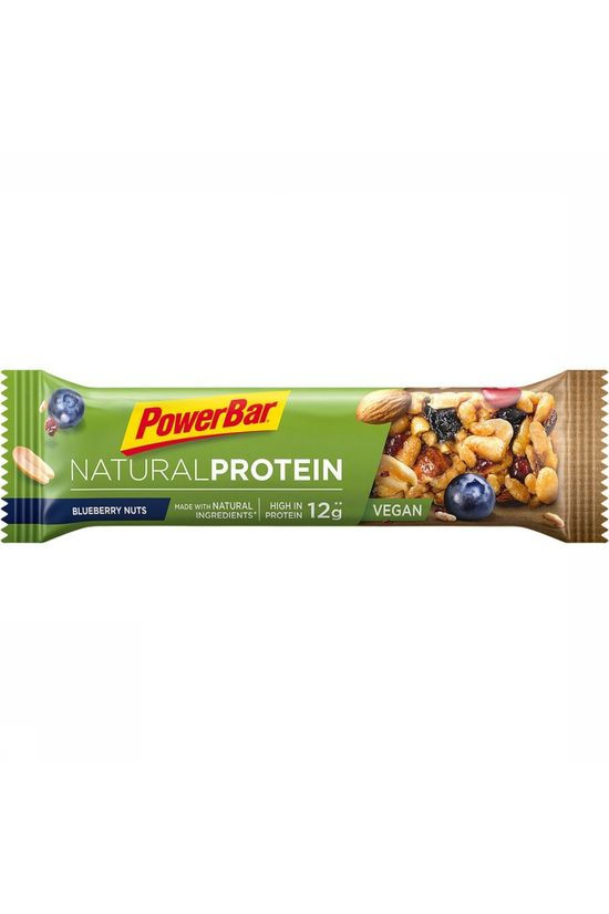 PowerBar Blueberry Nuts Energiereep Geen kleur