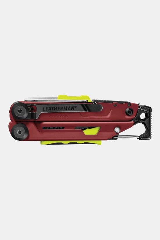 Leatherman Signal Crimson Nylon Sheath Donkerrood/Zwart