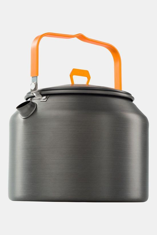 GSI Outdoors Halulite Tea 1.8 L Ketel Middengrijs/Oranje