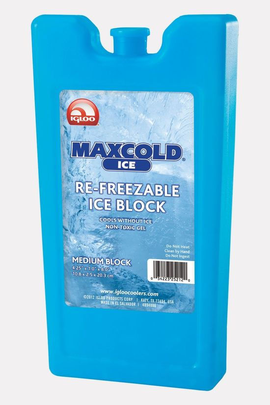 Igloo Ice Block Medium Koelelement Blauw