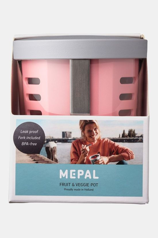 Mepal Ellipse Fruit & Veggie Pot Lichtroze